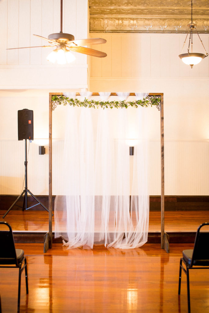 Have your ceremony and reception in the Brunswick Ballroom